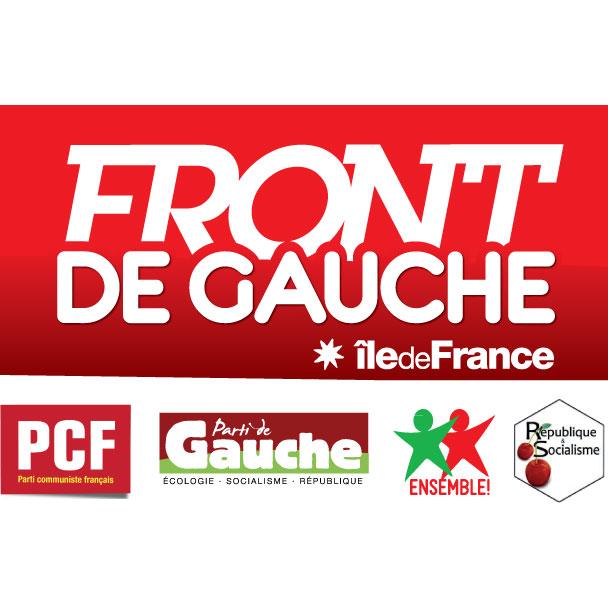 Groupe Front de Gauche du Conseil régional d'Ile-de-France