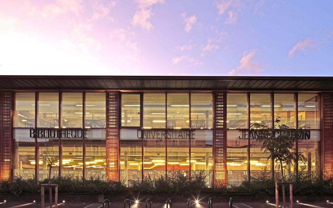 QUESTION ÉCRITE au sujet de la nouvelle Bibliothèque Universitaire de Malakoff