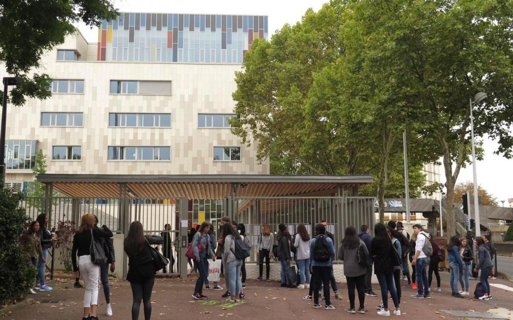 Une rentrée scolaire électrique dans les lycées franciliens