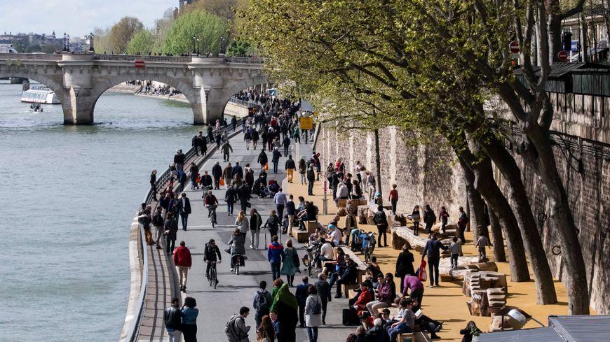 Piétonnisation des voies sur berges à Paris, la santé prime !
