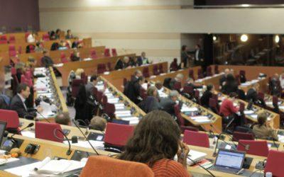 Région Île-de-France / Débat budgétaire  2018 – Le budget en carton-pâte de Pécresse