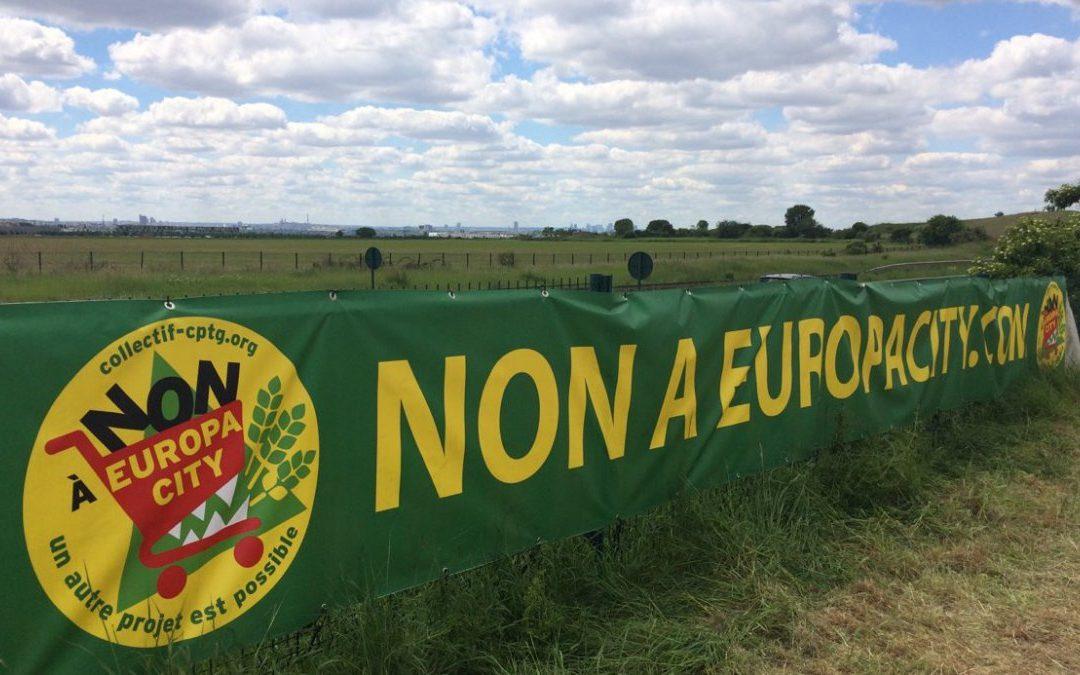 Une victoire citoyenne contre Europacity !