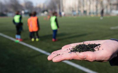 DOSSIER – Toxicité des granulés en caoutchouc : Pour un moratoire sur les terrains synthétiques