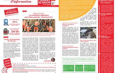 Lettre d'information n° 25 – spéciale Cheminots / avril 2018
