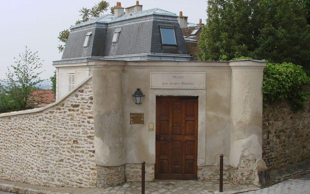 QUESTION ÉCRITE à propos de l'aide régionale en faveur du Musée Rousseau de Montmorency