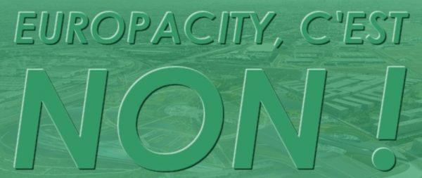 Le Gouvernement veut faire passer en force le projet Europacity : résistons !