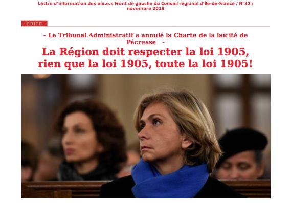 Lettre d'information n°32 / Novembre 2018