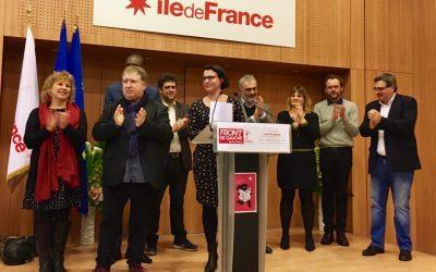 Discours des vœux  2019, Céline MALAISE
