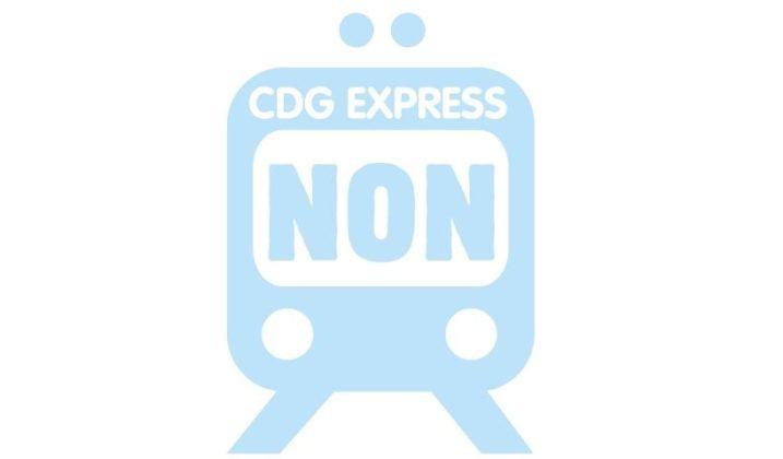 Abandonner le CDG Express est le seul scenario valable!