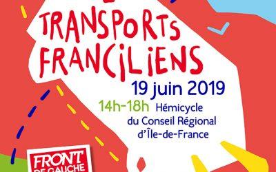 Débat sur la gratuité des transports en Île-de-France
