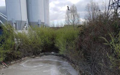 Pollution de la Seine à Nanterre par Vinci : les associations de pêche et de protection de l'environnement doivent être entendues!