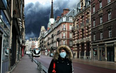 Question écrite : Incendie de Lubrizol près de Rouen