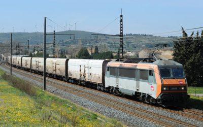 Relancer la ligne de fret ferré Perpignan-Rungis