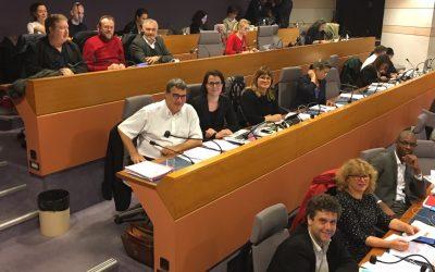 Conseil régional des 21 et 22 novembre 2019