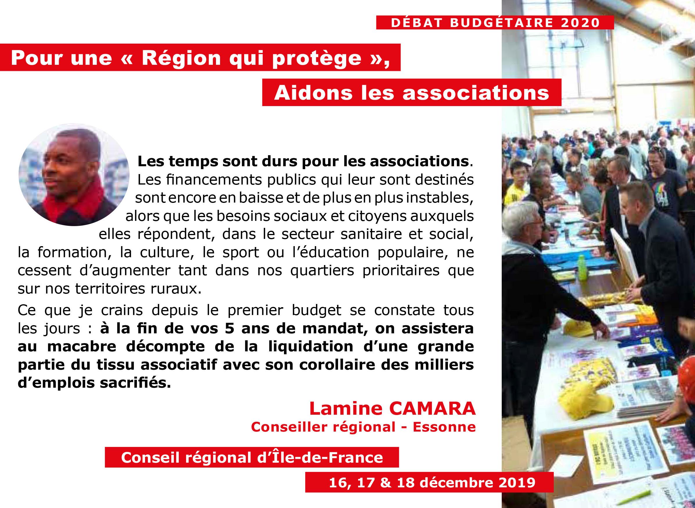 Lamine Associations