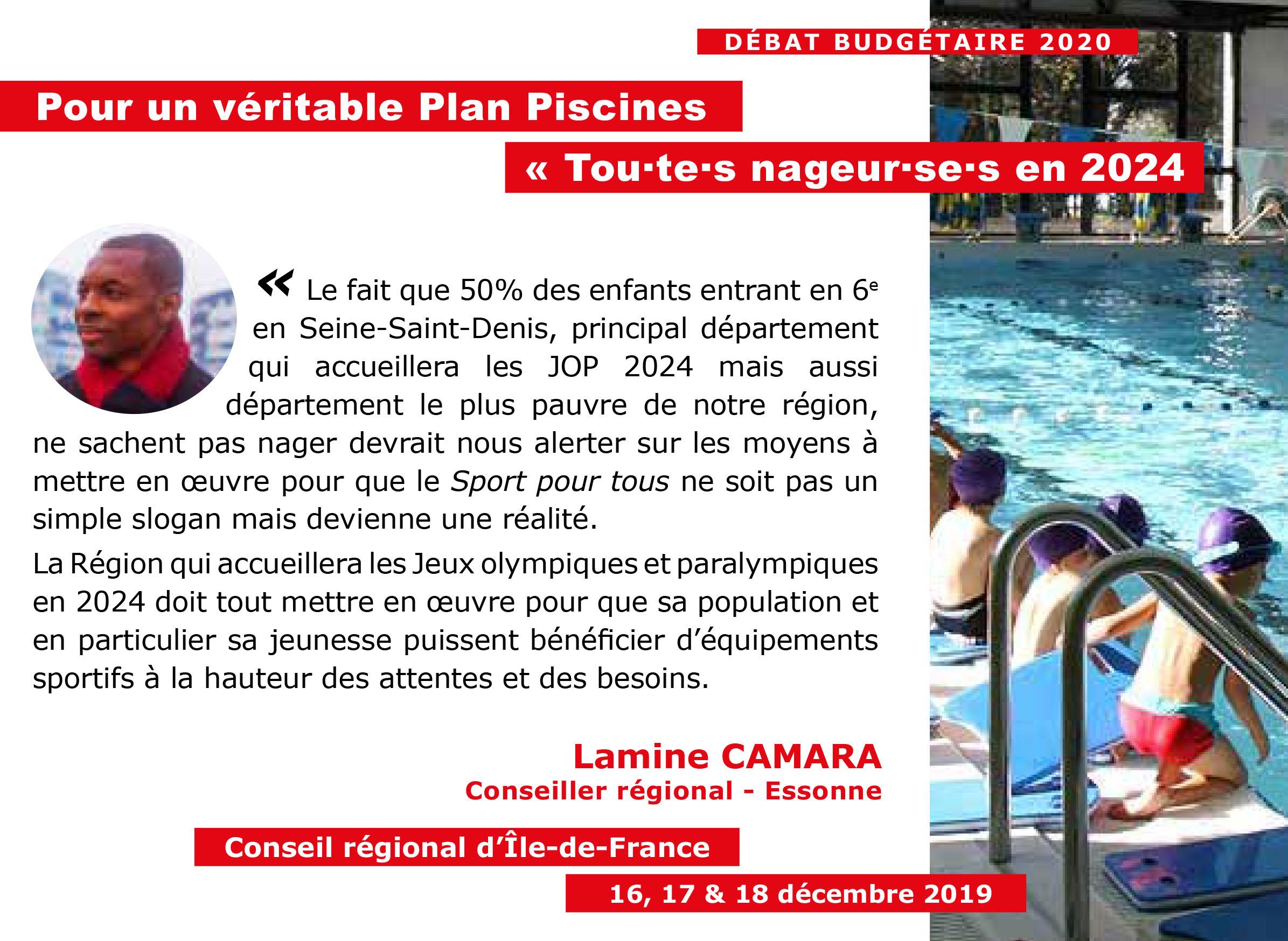 Lamine Plan piscine