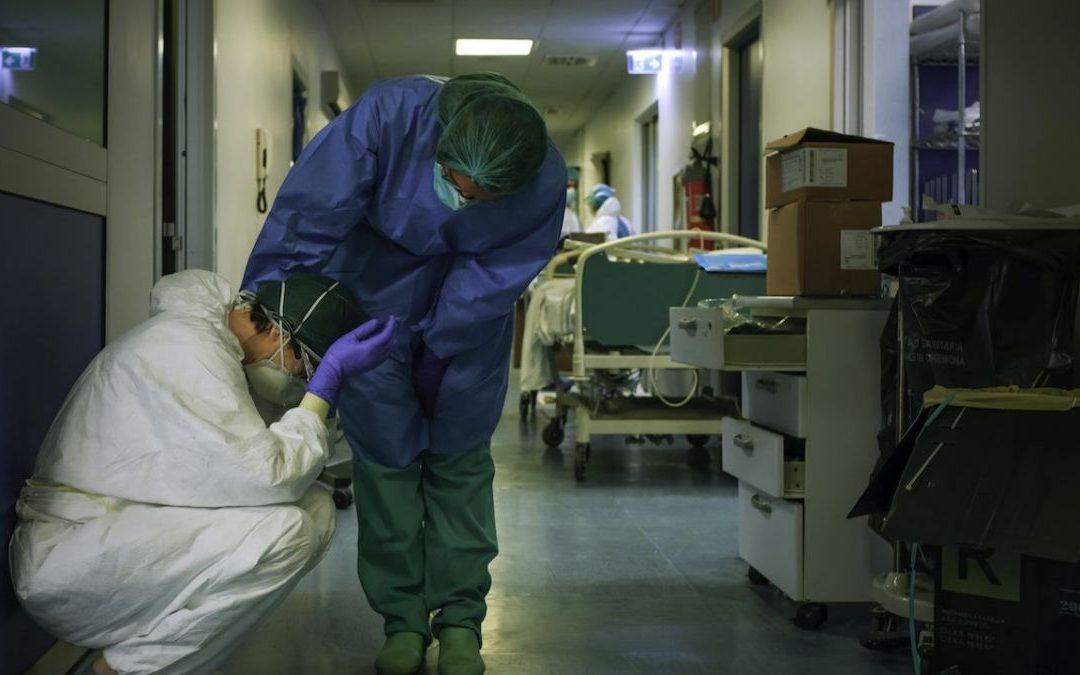 Crise du COVID-19 Soutenir et agir pour celles et ceux qui sauvent des vies