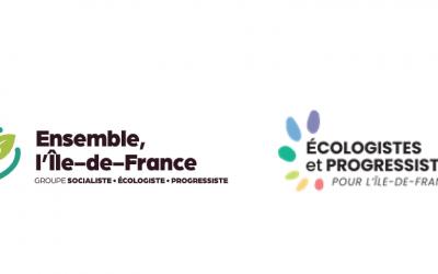 Création d'un intergroupe commun aux groupes régionaux de la gauche et des écologistes