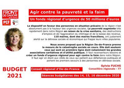 Sylvie fonds 50 millions
