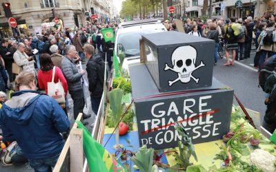 Triangle de Gonesse : le 17 janvier, mobilisons-nous pour un projet réellement durable !