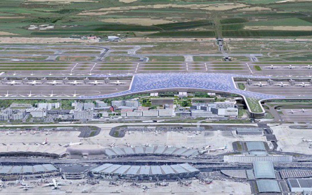 L'abandon du Terminal 4 est une décision juste. Il est temps de penser l'aménagement de Roissy autrement !